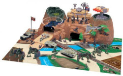 Set Vojna baza - ostrvo ( 25/76775 )