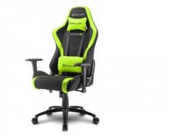 Sharkoon Skiller SGS2 crno-zelena Gejmerska stolica