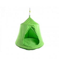 Sharky-ljuljaška gnezdo TENT, svetlo zelena (šator)