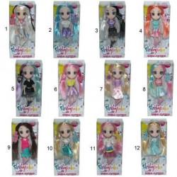 Shibajuku Mini lutka 15cm ( 44-103100 )