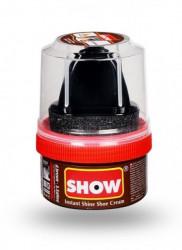 Show Shoe Care Krema za obuću sa aplikatorom, 50ml - BRAON ( A005759 )
