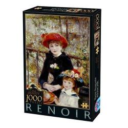Slagalica 1000 Renoir 01 ( 07/66909-01 )
