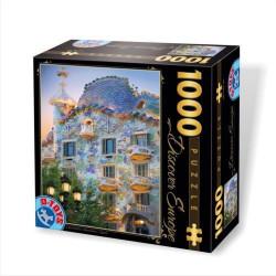 Slagalica x 1000 Discover Europe 04 ( 07/65995-04 )