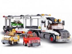 Sluban kocke, kamion transporter, 638 kom ( A021074 )