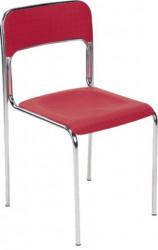 Stolica Cortina K30 crvena