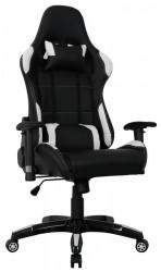 Stolica za gejmere - Ultra Gamer (belo- crna)