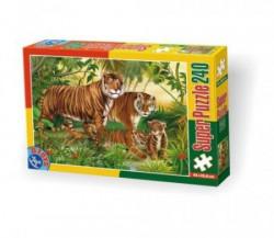 Super Puzzle 240PCS ANIMALS 04 ( 07/60211-04 )