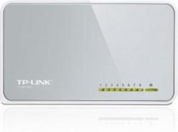 TP-Link lan switch TL-SF1008D, 10/100 Mbps 8 portni