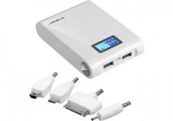 Tracer mobilna baterija 10400 mah bela led display+svetlo! ( 2188 )