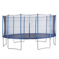 Trambolina + mreža set 487 cm - do 150 kg nosivosti