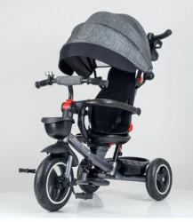 Tricikl Guralica ANNA - Model 436 sa rotirajućim sedištem - Siva