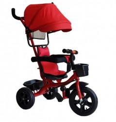 Tricikl Guralica LINO model 424 - Crvena