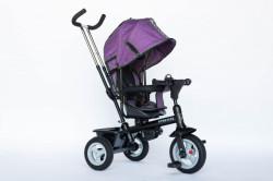 Tricikl za decu Sport Plus sa rotirajućim sedištem - Ljubičasti ( Sport Plus-3 )