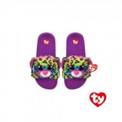 Ty sjajne papuce leopard dotty m 32/34 ( MR95434 )