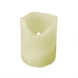 Ukrasna voštana LED sveća sa efektom plamena ( CDW10 )