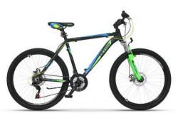 "Ultra Agressor 26"" bicikl 480mm crno-zelena ( black/green )"