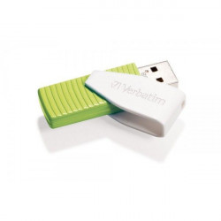 Verbatim 32GB 2.0 GREEN SWIVEL ( 49815 )
