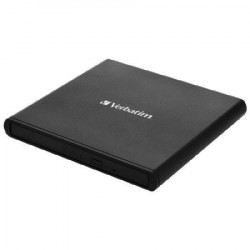 Verbatim 53504 eksterni DVD rezač USB2.0 crni ( DVD53504 )