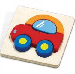 Viga 50172 drvena puzzla Auto ( 12863 )