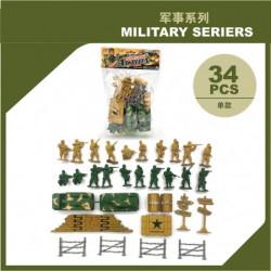 Vojnici 34 el. ( 262471 )