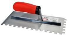 Womax gletarica nazubljena 10mm 130x280mm ( 0280828 )