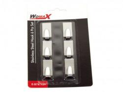 Womax kuke SS set 6 kom ( 0876159 )