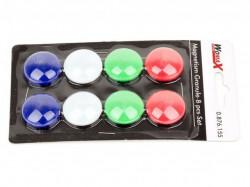 Womax magnet set 8 kom ( 0876155 )