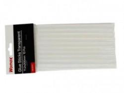 Womax patrone plastične 11.2x200mm 10kom-transparent ( 74691711 )