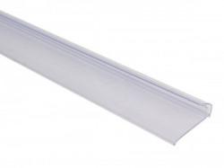 Womax plasticni držac za cene za dno police 985x40 mm ( 70140332 )