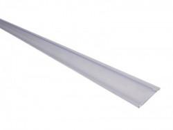 Womax plasticni držac za cene za korpe 985x40 mm ( 70140331 )