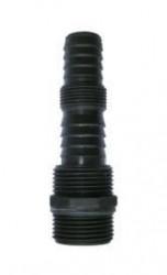"""Womax spojnica za pumpu 1"""" 34"""" plastična ( 78100101 )"""