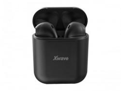 Xwave BT TWS stereo slusalice sa mikrofonom v5.0 + EDR/baterija 45mAh/2-3h/kutija-baza za punjenje 350mAh ( Y10 black )