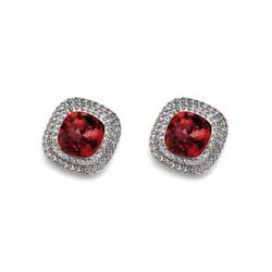 Ženske Oliver Weber Autentic Siam mindjuše sa swarovski crvenim kristalom