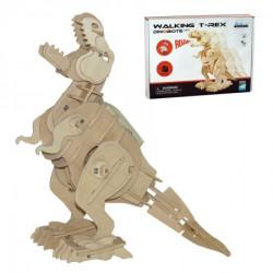 3D drvene puzzle dinosaur, T-R ( 64-772000 )