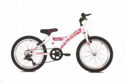Adria Stinger bicikl 20''/6HT belo-pink ( 916168-11 )
