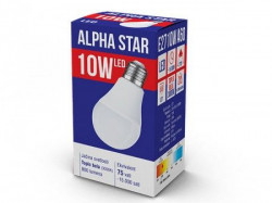 Alpha Star E27 10W 3000K toplo bela sijalica