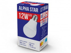 Alpha Star ECO Led Sijalica E27 -12W 220V Bela 4000K ( E27 12W NB )