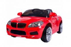 Auto Model 215 za decu na akumulator - Crveni