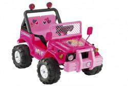 Auto na akumulator JEEP A-15 Roze ( Dž A15-1 )