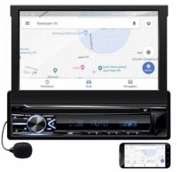 "Auto radio sa video plejerom SAL VB-X800i LCD 7.0"", osetljiv na dodir, FM, USB, SD, 3,5mm, Bluetooth"
