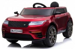 Automobil 251/1 na akumulator za decu sa daljinskim upravljanjem - Metalik Crveni