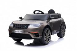 Automobil 251/1 na akumulator za decu sa daljinskim upravljanjem - Metalik srebrni