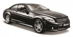Automobil metalni 1:24 Mercedes Benz CL63 AMG ( 0127470 )
