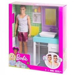 Barbie ken kucni set ( MAFYK51 )