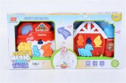 Bebi kućica 2 pcs 36x18x4cm ( 996606 )