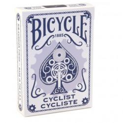 Bicycle Cyclist Karte - Plave ( 1034433B )