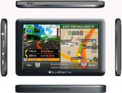 """Blueberry GPS Nav 2GO579 - 5"""" Hi Res LCD 800x480, MTK 3353 800MHz, 128MB DDR3 , 8GB Internal memory, Full EU, SRB, RUS maps, BT, FMT, AV-In"""