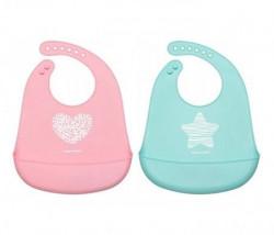 Canpol babies silikonska portikla sa dzepom pastel 74/024 ( 74/024 )