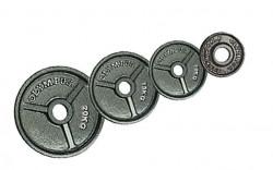 Capriolo olimpijski teg čelik 1kg 50mm ( 291410 )