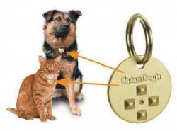 CatanDog Medaljon protiv buva i krpelja za pse i mačke